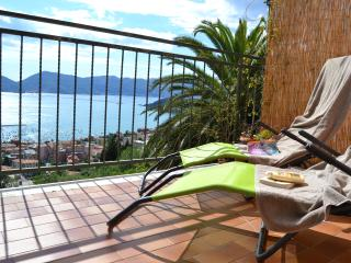 Casa vacanza con vista su Lerici per 4 ospiti