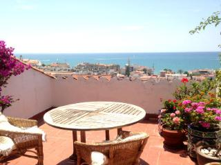 Beautiful Penthouse with Seaview in Sitges