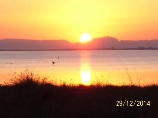La Manga sunset, La Manga del Mar Menor