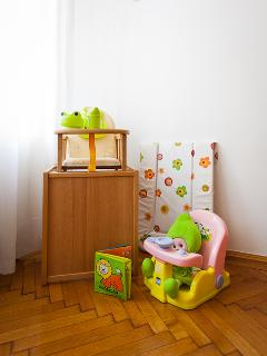 Hello babies! Anything you need: high chair or table with chair, changing pad, bath chair, toys, dvd