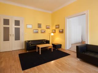 2 separ. BDR Old Prague Centre Apartment 100 m2, Praga