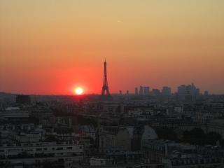 Apartment 90 m2, unique view of all Paris, Parijs