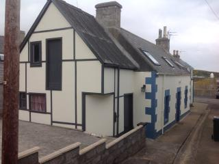 Holiday cottage at Findochty, Buckie