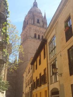 Salamanca centrum. Een bezienswaardigheid die je niet mag missen.