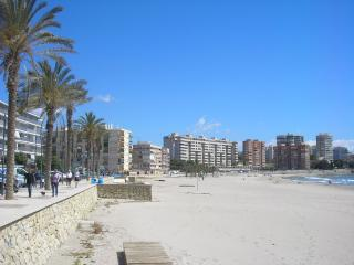 BEACHFRONT APARTMENT MUCHAVISTA - SAN JUAN BEACH, Campello
