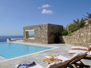 Amazing  villa / pool breathtaking view .Villa Joy, Ano Mera