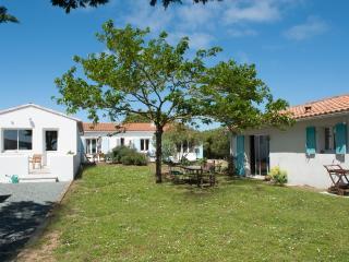 Maison de charme à l'île de Ré, Loix