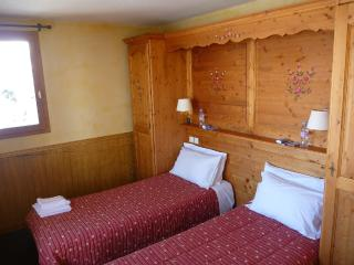 Chalet Chardon Belle Plagne, Bedroom