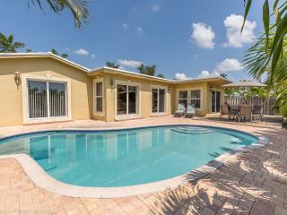 BEAUTIFUL HOUSE ON THE WATER, OCEAN ACCESS, FORT L, Pompano Beach