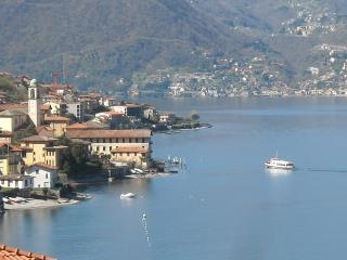 Wonderful view of Lake Como near Bellagio, Lezzeno