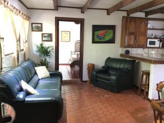 Dos dormitorios Villa con vistas jardín, Quepos