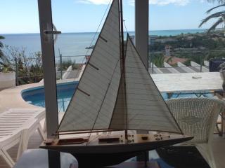 Suite de lujo independiente en Peniscola con vistas al mar