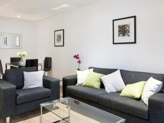 Central London En-suite Apartment With Balcony (Sleeps 6)