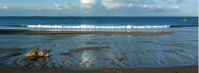 les plages à 1 km