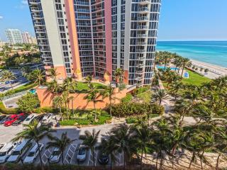 Just Renovated, 7th Floor unit right on the beach