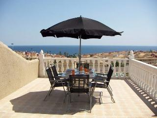 Villa Private pool Sea views Air con Free WiFi, Puerto de Mazarron