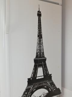 Eiffel Tower Refrigerator!!