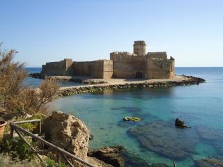 Elegante e confortevole appartamento sul mare, Le Castella