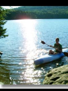 Kayaks ~  Single  or Double    Reservations Required $
