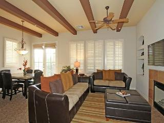 An Upstairs Two Bedroom, Two Bath Legacy Villa with Private Balcony, La Quinta