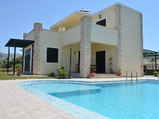 Villa  near Balos, Gramvoussa, Next to the Beach & Tavern, Splendid Views 2, Kaliviani
