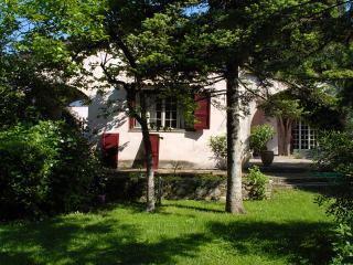 The Villa Averoff, historic estate in Evia island