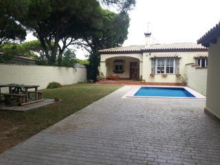 Chalet Villa Chiclana La Barrosa Costa de la Luz