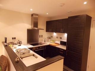 The kitchen is equipped with all utensils, crockery and cookware required for self catering.