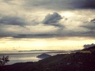 Elba Island Mountain Room, Marciana