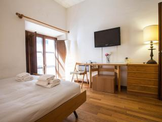 Centre Florence studio close to Cathedral, satellite TV, wifi access, Florencia