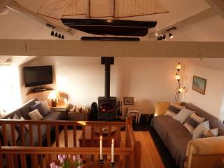 Bwthyn Nefyn: Sea View Coastal Cottage - 204296