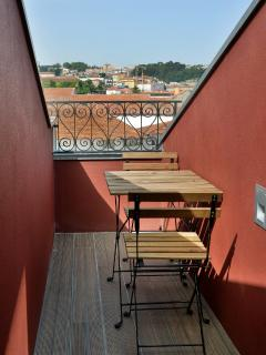 Douro Suite Terrace