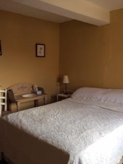 First floor double bedroom