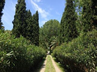 Romantica dependance con accesso diretto al parco