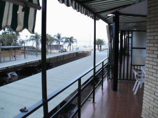 Apartamento Presidente en 1ª Línea Playa de Gandia