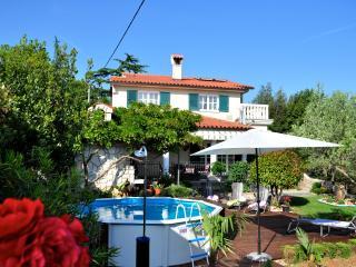 Charming Villa with Seaview in Opatija/ Kastav