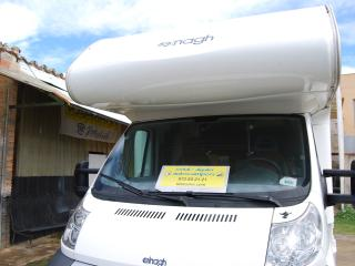 motorhome elnagh baron on rent good price, Llagostera
