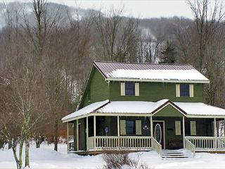 'Sno Place Like Home, Davis