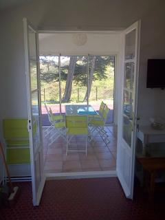 Access to Veranda