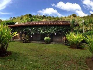 CASA EL ALMENDRO. RUSTIC HOME VACATION RENTAL, Playa Hermosa