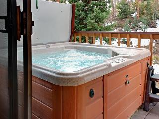 Townhouse w/ hot tub & jet tub, views of Continental Divide, Winter Park