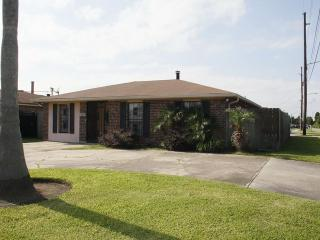 Cozy, spacious, comfy house in quiet neighborhood, Nueva Orleans