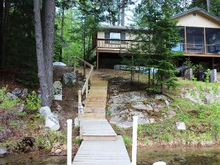 Cozy Lake Winnipesaukee Waterfront (CUR173Wf), Moultonborough