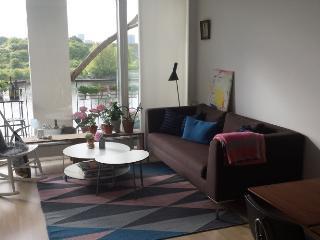 Lovely modern Copenhagen apartment near Harbour bath, Copenhague