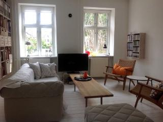 Great Copenhagen townhouse at Humlebyen, Copenhague