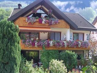 Vacation Apartment in Ottenhoefen im Schwarzwald - 592 sqft, 1 bedroom, 1 living / bedroom, max. 4 People…