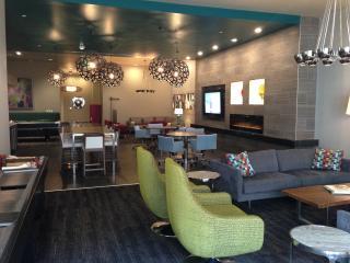 Building's Lounge Area