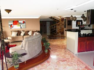 LUXURIOUS 3 BEDROOM SPACIOUS PENTHOUSE IN POBLADO, Medellin