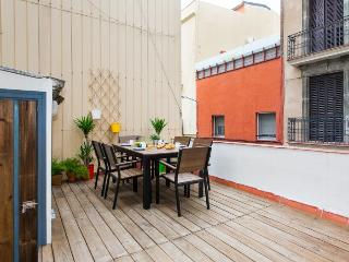 Gracia Terrace apartment in Gracia {#has_luxuriou…, Barcelona