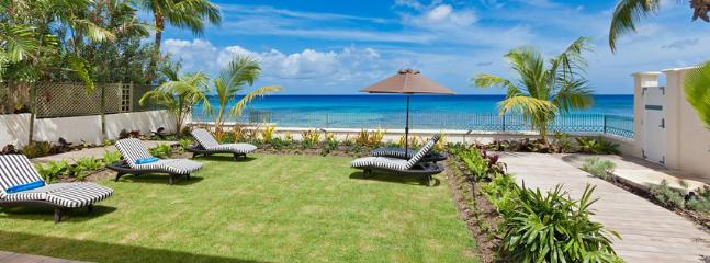 SPECIAL OFFER: Barbados Villa 317 Located Directly On The Ocean At Reeds Bay On The West Coast., Saint James Parish